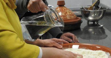 Foto-expositie multiculti koken Brukske