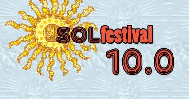 """SOLfestival 10.0: Mooi weer en """"dans, muziek, zang, eten en kinderspelen"""""""