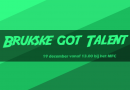 Doe jij mee? Brukske got Talent 2018!
