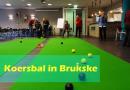 Koersbal in Brukske!