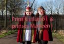 Prins en prinses Carnaval in 't Brukske