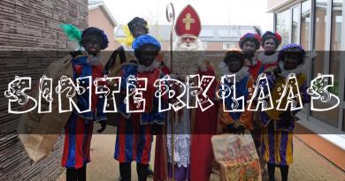 Sinterklaas in Brukske